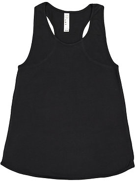 GIRLS RELAXED RACERBACK TANK