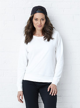 LADIES SLOUCHY FR TRY PULLOVER