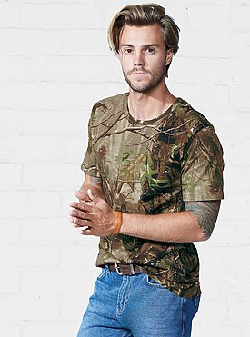 MENS REALTREE CAMO TEE