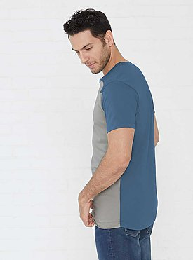 MENS FORWARD SHOULDER TEE
