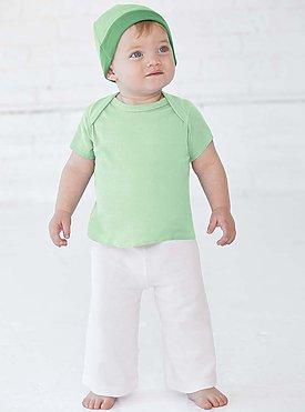 INFANT BABY RIB PANT
