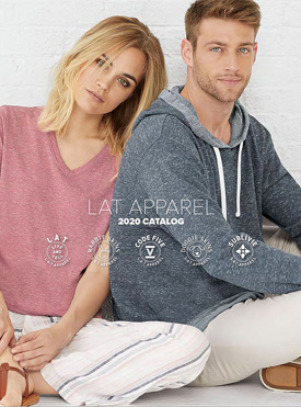 LAT APPAREL CATALOG