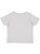 TODDLER FINE JERSEY TEE Silver Back
