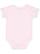 INFANT BABY RIB BODYSUIT Blrina/Blrina-Wht Stripe/Wht Back