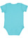 INFANT BABY RIB BODYSUIT Caribbean Back