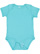 INFANT BABY RIB BODYSUIT Caribbean Open