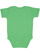 INFANT BABY RIB BODYSUIT Grass Back