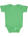 INFANT BABY RIB BODYSUIT Grass Open