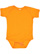 INFANT BABY RIB BODYSUIT Mandarin Open