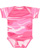 INFANT CAMO BABY RIB BODYSUIT Pink Woodland Open