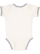 INFANT BOW TIE BODYSUIT Natural Heather/Heather Back