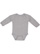 INFANT LONG SLEEVE BODYSUIT Heather