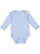 INFANT LONG SLEEVE BODYSUIT Light Blue