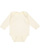 INFANT LONG SLEEVE BODYSUIT Natural