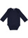 INFANT LONG SLEEVE BODYSUIT Navy
