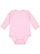 INFANT LONG SLEEVE BODYSUIT Pink