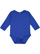 INFANT LONG SLEEVE BODYSUIT Royal Open