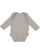 INFANT LONG SLEEVE BODYSUIT Titanium