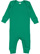 INFANT BABY RIB COVERALL Kelly