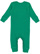 INFANT BABY RIB COVERALL Kelly Back