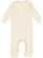 INFANT BABY RIB COVERALL Natural Back