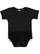 INFANT TUTU BABY RIB BODYSUIT Black Open