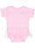 INFANT TUTU BABY RIB BODYSUIT Pink