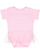 INFANT TUTU BABY RIB BODYSUIT Pink Open