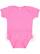 INFANT TUTU BABY RIB BODYSUIT Raspberry