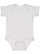 INFANT FINE JERSEY BODYSUIT Ash