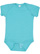 INFANT FINE JERSEY BODYSUIT Caribbean Open