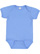 INFANT FINE JERSEY BODYSUIT Carolina Blue