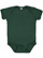 INFANT FINE JERSEY BODYSUIT Forest Open