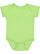INFANT FINE JERSEY BODYSUIT Key Lime