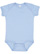 INFANT FINE JERSEY BODYSUIT Light Blue