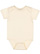 INFANT FINE JERSEY BODYSUIT Natural