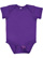INFANT FINE JERSEY BODYSUIT Pro Purple Open