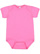 INFANT FINE JERSEY BODYSUIT Raspberry