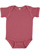 INFANT FINE JERSEY BODYSUIT Rouge