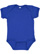 INFANT FINE JERSEY BODYSUIT Royal
