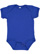INFANT FINE JERSEY BODYSUIT Royal Open