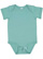INFANT FINE JERSEY BODYSUIT Saltwater Open