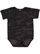 INFANT FINE JERSEY BODYSUIT Storm Camo Open
