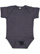 INFANT FINE JERSEY BODYSUIT Vintage Navy Open