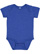 INFANT FINE JERSEY BODYSUIT Vintage Royal
