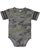 INFANT FOOTBALL BODYSUIT Vintage Camo/Vintage Smoke Open