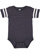 INFANT FOOTBALL BODYSUIT Vintage Navy/Blended White