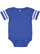 INFANT FOOTBALL BODYSUIT Vintage Royal/Blended White