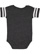 INFANT FOOTBALL BODYSUIT Vintage Smoke/Blended White Back