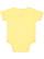 INFANT PREMIUM JERSEY BODYSUIT Butter Back